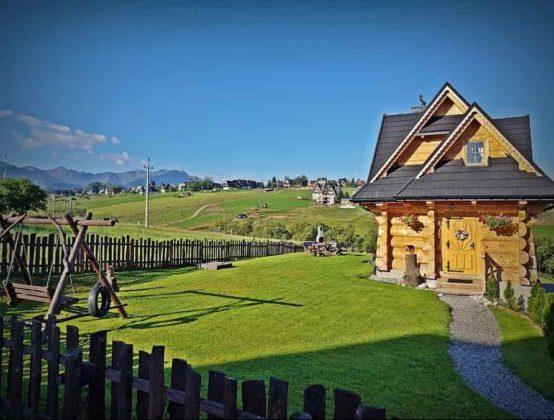 Murzasichle Domek Siumno Chatka, ogród, grill, huśtawka