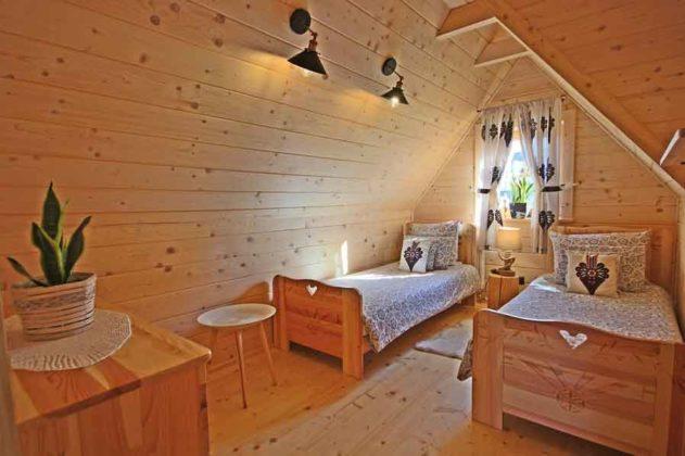 Murzasichle Domek Siumno Chatka, pokój