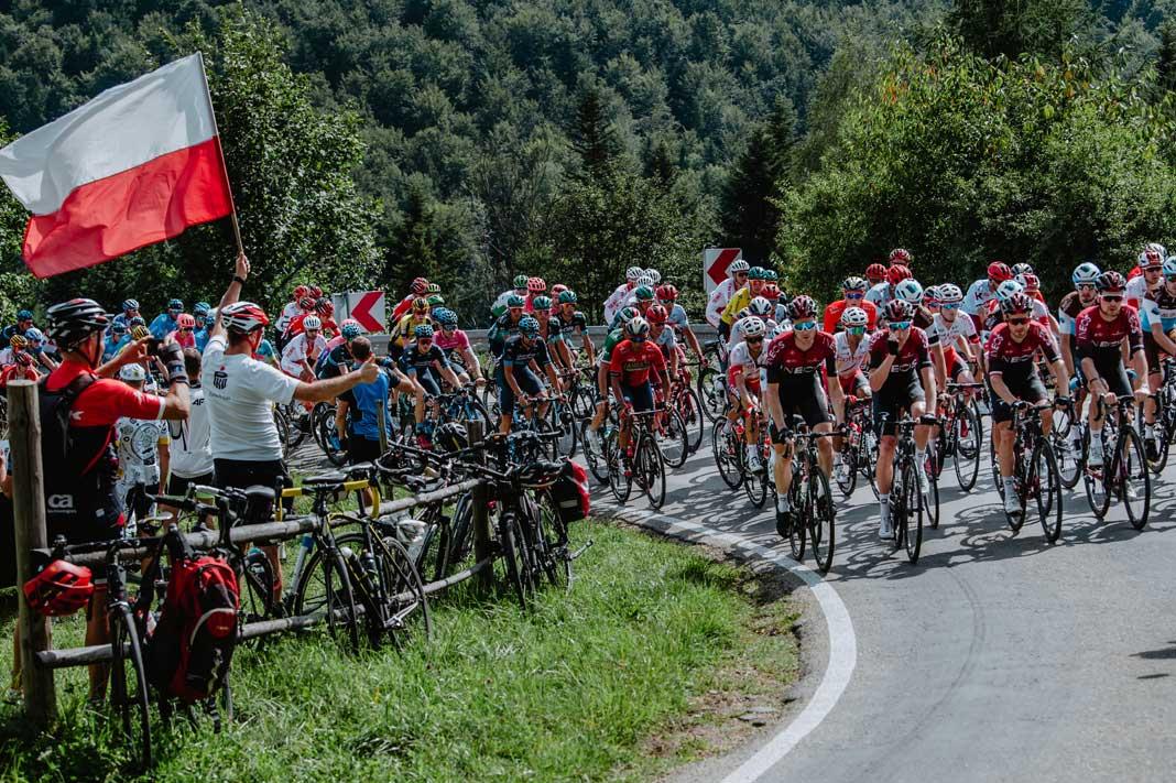 Tour de Pologne, Zakopane – Bukowina Tatrzańska