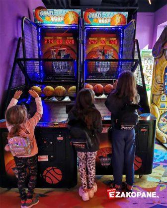 Mini koszykówka w Game Planet