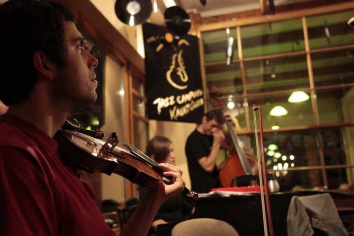 Jazz Camping Kalatówki - koncert