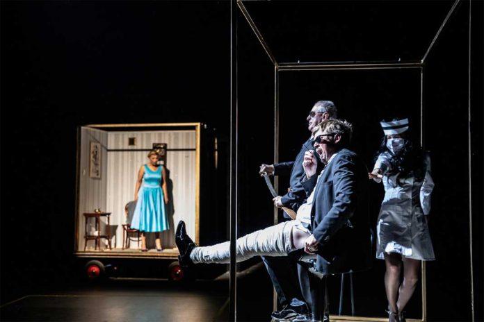 Akt Przerywany, czyli Teatr Nie(konsekwencji); Teatr Witkacy
